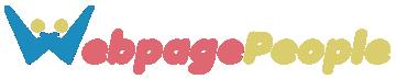 WebpagePeople | Internetagentur, Homepage & Webdesign Agentur Website erstellen Logo