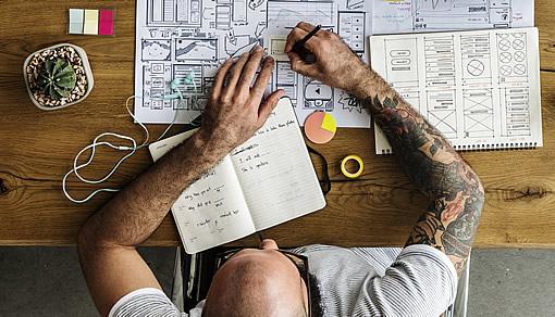 Webdesign-Agentur für Homepage- u. Website-Erstellung